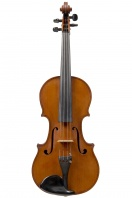 Violin by J. K. Monk, English 1910