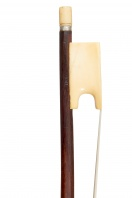 An Ivory-Mounted Cello Bow by John Dodd