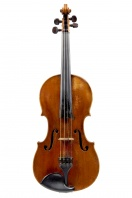 Violin by Richard Duke, English circa 1770
