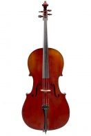A French Cello by JTL, Mirecourt circa 1920