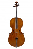 A German Cello, Mittenwald late nineteenth century