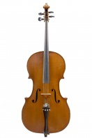 An English Cello by A. Hume, London 1924-8