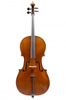 A German Cello by Reinhold Herold, Saxony circa 1920