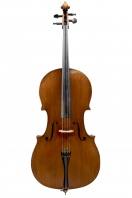 A French Cello, School of Caussin, circa 1880
