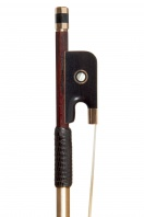 A Gold-Mounted Viola Bow by R. Dotschkail