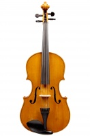 A Scottish Viola by Alex Dunlop, 1889