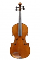 A French Violin by J. B. Colin, Mirecourt 1893