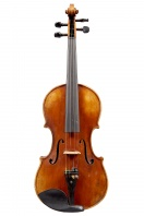 An Interesting Violin, attributed to Vincenzo Annarumma, 1937
