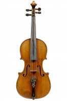 A German Violin, circa 1880