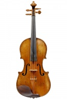 An Interesting Violin, possibly Spanish circa 1800