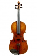 An Interesting Violin, attributed to Naples second half of the nineteenth century