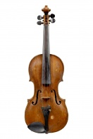 An English Violin, school of Peter Walmsley, London circa 1740