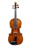 An English Violin by Edward Pamphilon, London, second half of the seventeenth century