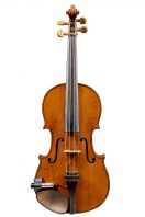A French Violin by Breton Brevete, Mirecourt circa 1830