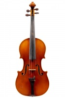An Italian Violin, attributed to Luigi Conti, Arezzo 1935