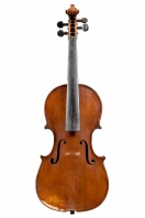 An English Violin by Thomas Cahusac, London 1795