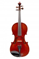 A French Violin by Acoulon & Blondelet, circa 1900