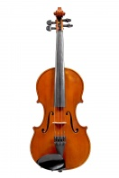 A Violin, attributed to Anton Galla, Brno 1955
