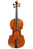 A Violin, attributed to G. Mombelli