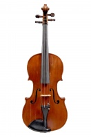 A Violin attributed to Gustav Bernadel, Paris circa 1900