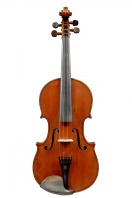 An Intereresting Violin, attributed to Riccardo Genovese, Lecco 1927