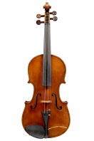 An English Violin by William Pearce, London 1891