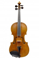 An Interesting Violin, possibly Naples, first half of the nineteenth century