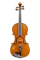 An English Violin by John Leonard Matthews, Nottingham 1957