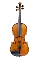 An Interesting Violin, possibly Milan first half of the eighteenth century