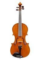 An English Violin by John Leonard Matthews, Nottingham 1961