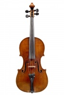 An Interesting Violin, probably Dutch c. 1800