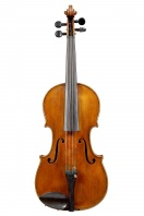 An Interesting Violin, circa 1920