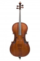 A Cello by N. Chappuy, Paris circa 1770