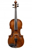 A German Viola, possibly by Aegidius Kloz, Mittenwald circa 1770
