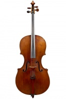 A Fine and Interesting Italian Cello, probably Genoa circa 1800