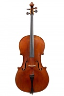 A Fine Italian Cello, probably Turin circa 1900