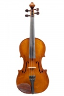 251 An English Violin by Emanuel Whitmarsh, London 1904, after del Gesu