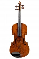 255 A German Violin, early to middle of the nineteenth century