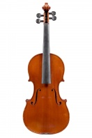 254 A Violin by Georges Apparut, Mirecourt 1938