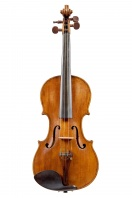 An Italian Violin, school of Desiato, Naples circa 1900