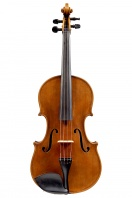 An English Viola by James Cole, Manchester 1885