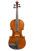 An English Violin by Hart and Son, London 1908