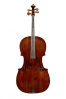 A Cello, probably English circa 1820