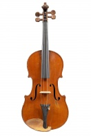 A French Viola by Etienne Drouin, Mirecourt circa 1860
