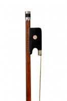 A Nickel-Mounted Violin Bow