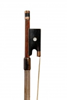 A German Gold-Mounted Violin Bow