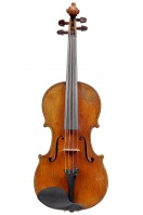 A Fine English Violin by George Craske, Manchester first half of the nineteenth century