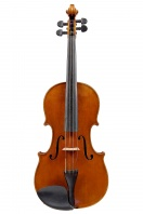 An Interesting Viola attributed to Fernando Sacconi