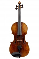 A Very Interesting Violin, after Amati probably Low Countries, first half of the 18th century