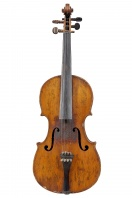 A French Violin, school of Caussin, circa 1880
